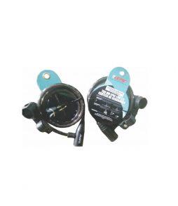 Cadeado com chave  EPIC-LINE EPA-570-10mmX1,20m