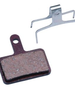 Pastilha para freio mecânico HP07 Semi-Metálica