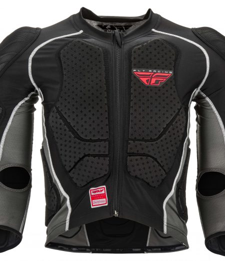 Colete Fly Barricade Suit Offroad – Preto