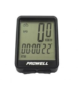 Ciclocomputador Prowell 12 Funções Wireless