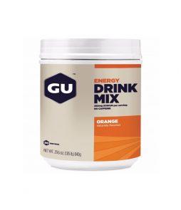Gu Energy Hidratação Mix Pote Sabor Laranja  840g-Validade Março/2021