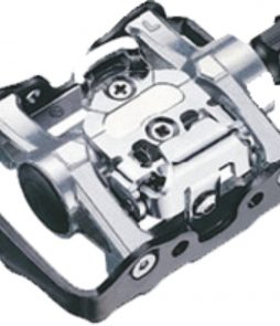 Pedal Dupla Face Alumínio- VP-X93 9/16 Black