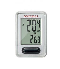Ciclo computador CATEYE VL820 – Velo 9 Preto