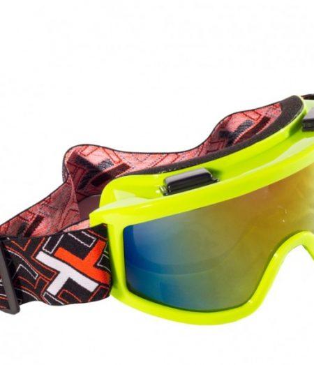 Óculos Mattos Racing MX Espelhado – AMARELO Tam único